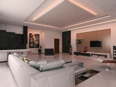 Do interior design and photorealistic rendering