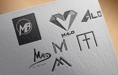 Design the perfect logo+Unlimited revisions+Source files!