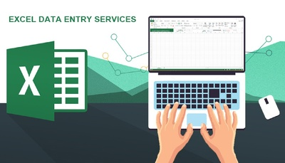 Do Accurate Data Entry into Excel.