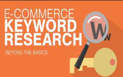 Do strong keyword research for e commerce