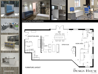 Provide functional space planning