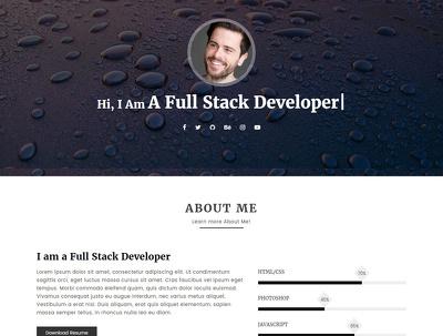Convert Themeforest standard PSD to HTML5 using Bootstrap