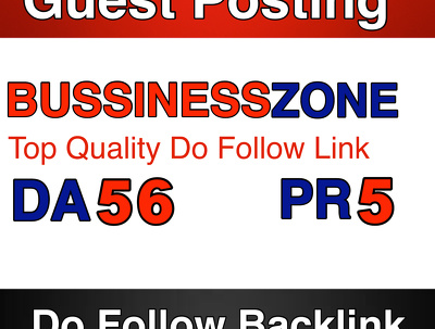 Publish a Guest Post on Businesszone.co.uk  Do Follow Link