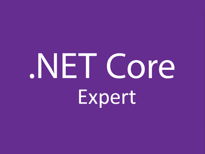 Develop .NET Core web application with Angular 2 front end