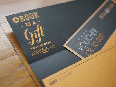 Design Voucher, Coupon Or Gift Certificate