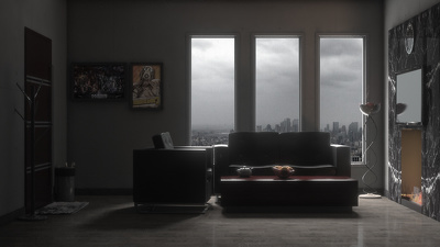 Make realistic interior and exterior scenes