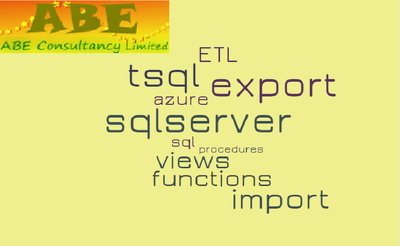 Provide up to 2 hours MS SQL development work