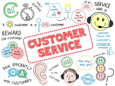 Make Customer Service Calls / Increase Sales