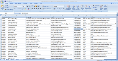 Data Entry of 300 Records