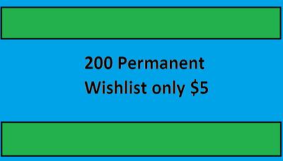 Do 200 Amazon wishlist