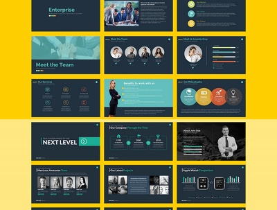 Design PowerPoint Presentation upto 15 Slides