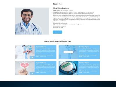 Make a website for you.