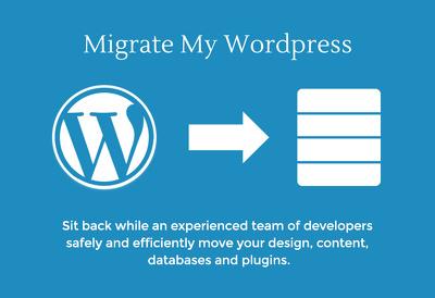 Migrate, transfer or clone wordpress  site
