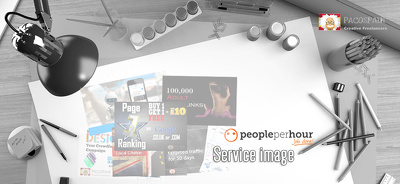 Design a stunning Peopleperhour service image