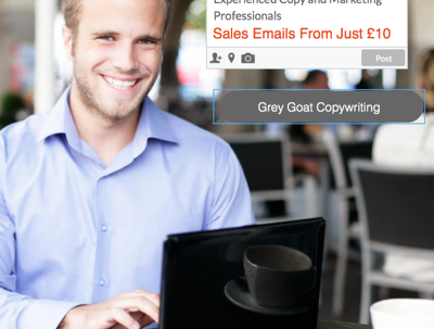 Write you a professional sales email