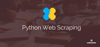 Write automated python scripts for web scraping,data inserting