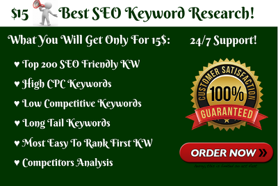 Do in depth SEO keyword research for any niche