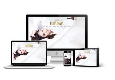 Create fully responsive wordpress website with premium template