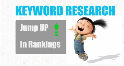 ✔ Advanced KEYWORD Research. Jump ↑UP in rankings