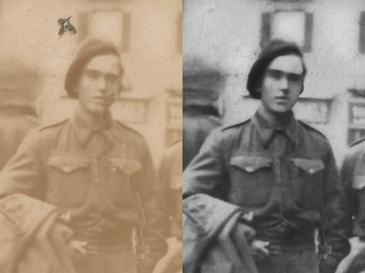 Professionally Restore Damaged Or Old Photographs - 10 Photos