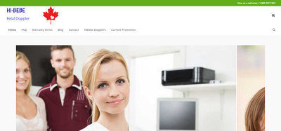 Develop whole E-commerce website using prestashop