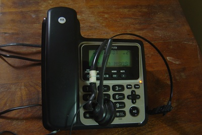 Conduct an in-depth telephone interview, (Up to 60 minutes)