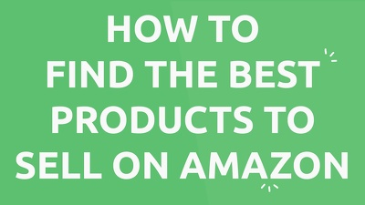 Research for Private Label Profitable Product to Sell on Amazon