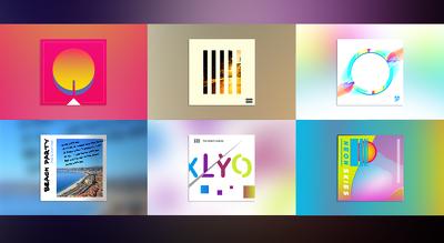 Design your digital album cover