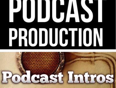 Voice and produce your Podcast INTRO