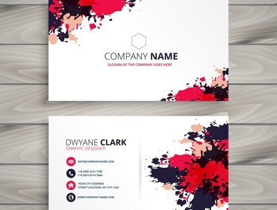 Design professional business card 100% work Guarantee