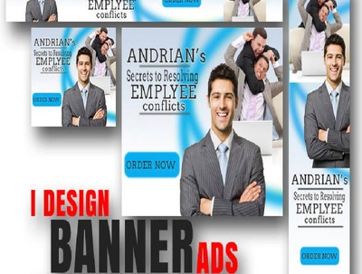 Design a unique banner design