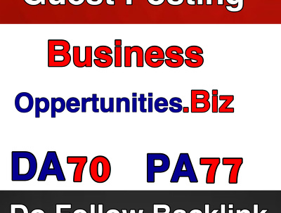 Publish Guest Oost on Business Opportunities, Business-opportunities.biz -- Do Follow