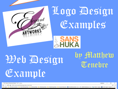 Design a WordPress Website and Logo