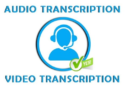 Provide Quality Transcripts For Audio / Video up to 10 Minutes
