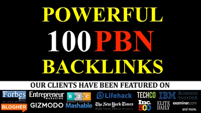 GOOGLE Safe Backlinks: 50 Permanent Blog Posts on High DA blogs