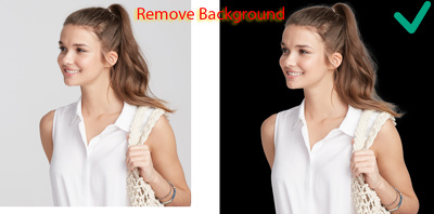 Remove any 20 images background in short time
