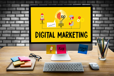 Deliver a digital marketing strategy specific to your business