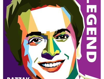 Draw Your Portrait On Wpap Pop Art Style