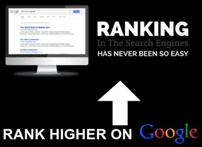 Create premium quality web 2.0 backlinks rank blast to hit GOOGLE TOP SPOT
