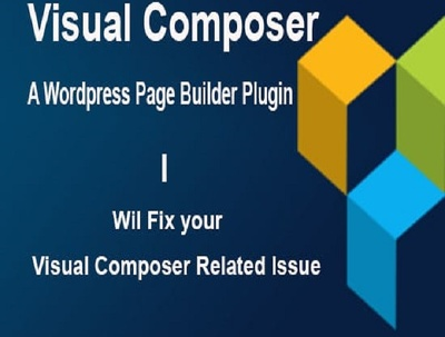 Fix your visual composer related any bug