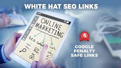 Advanced UK SEO Link Building Package - White Hat Method 2017