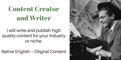 Write Your Content for the Web
