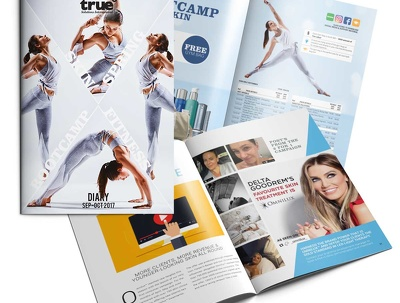 Design a Flyer in A4, A5 or A3 Size