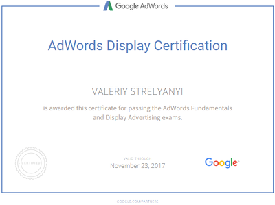Creating a successful advertising campaign in Google Adwords