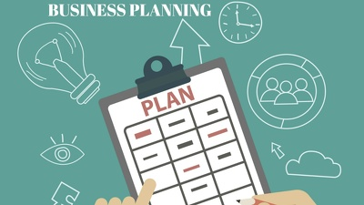 Prepare a Comprehensive Business Plan With Financials