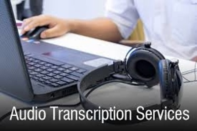 Transcribe 1 hour Audio or Video in 24 hours
