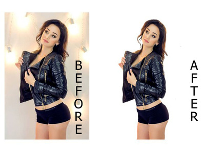 Do background remove & photo eiditing 20 image