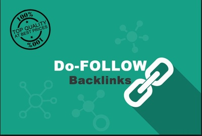 create 132+ DOFOLLOW High PR1 PR7 or DA 30+ HA backlinks