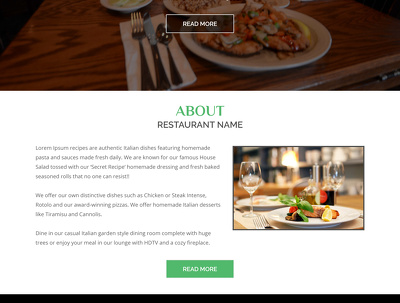 Convert PSD template into HTML with Bootstrap responsive layout