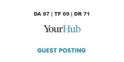 Publish a guest post on YourHub DenverPost - DA87, TF69, DR71